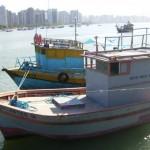 Barcos aprendidos em Icapui
