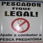 """IPAAM -  Campanha """" Pescador fique legal"""""""