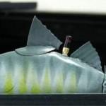 Peixes robôs
